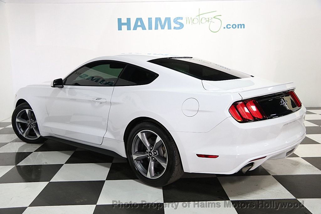 2016 Used Ford Mustang 2dr Fastback V6 at Haims Motors Serving Fort ...