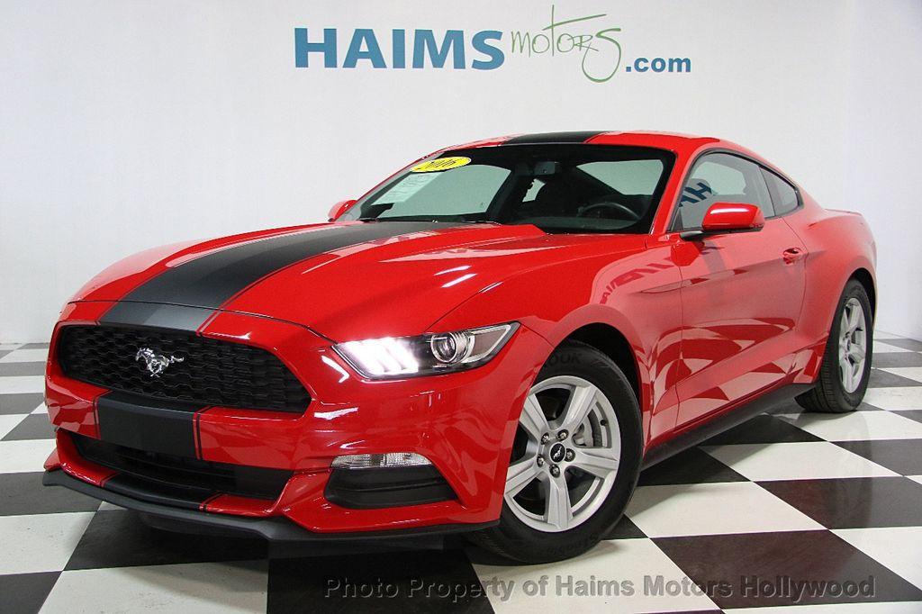 Best Of 2016 Mustang V6 Performance