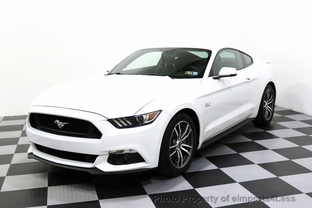 2016 Ford Mustang CERTIFIED MUSTANG GT V8 PREMIUM  - 17736544 - 14
