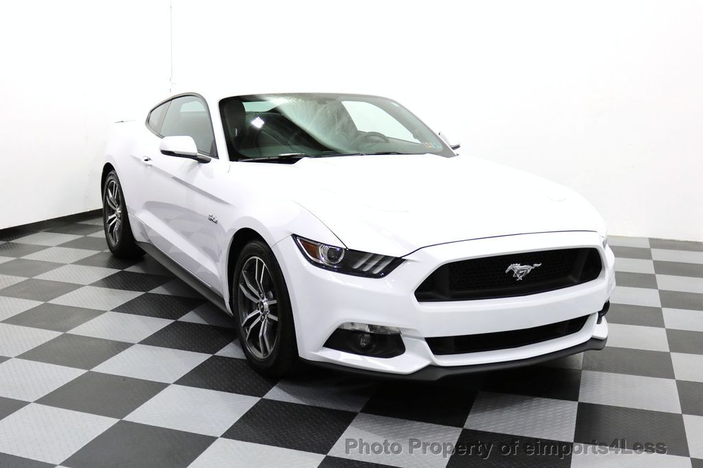 2016 Ford Mustang CERTIFIED MUSTANG GT V8 PREMIUM  - 17736544 - 1