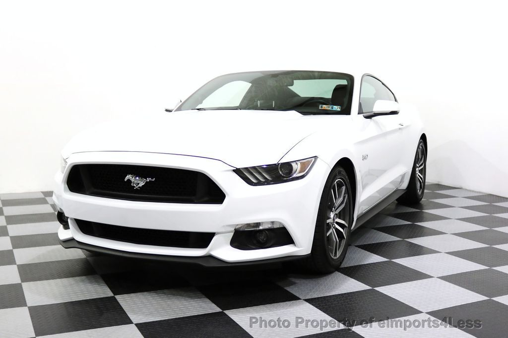 2016 Ford Mustang CERTIFIED MUSTANG GT V8 PREMIUM  - 17736544 - 28