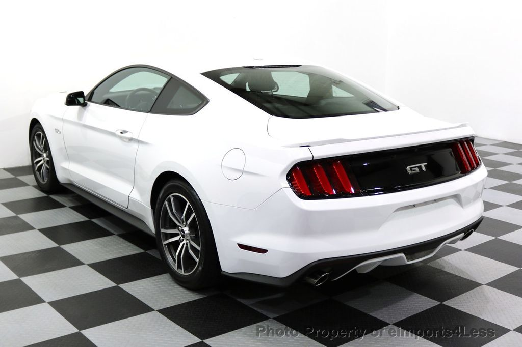 2016 Ford Mustang CERTIFIED MUSTANG GT V8 PREMIUM  - 17736544 - 2