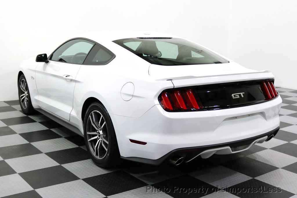 2016 Ford Mustang CERTIFIED MUSTANG GT V8 PREMIUM  - 17736544 - 30