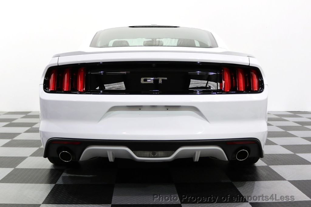 2016 Ford Mustang CERTIFIED MUSTANG GT V8 PREMIUM  - 17736544 - 31