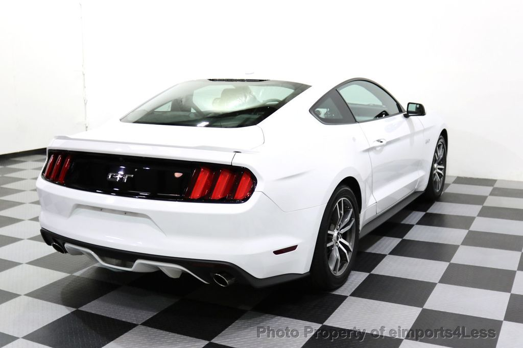 2016 Ford Mustang CERTIFIED MUSTANG GT V8 PREMIUM  - 17736544 - 32