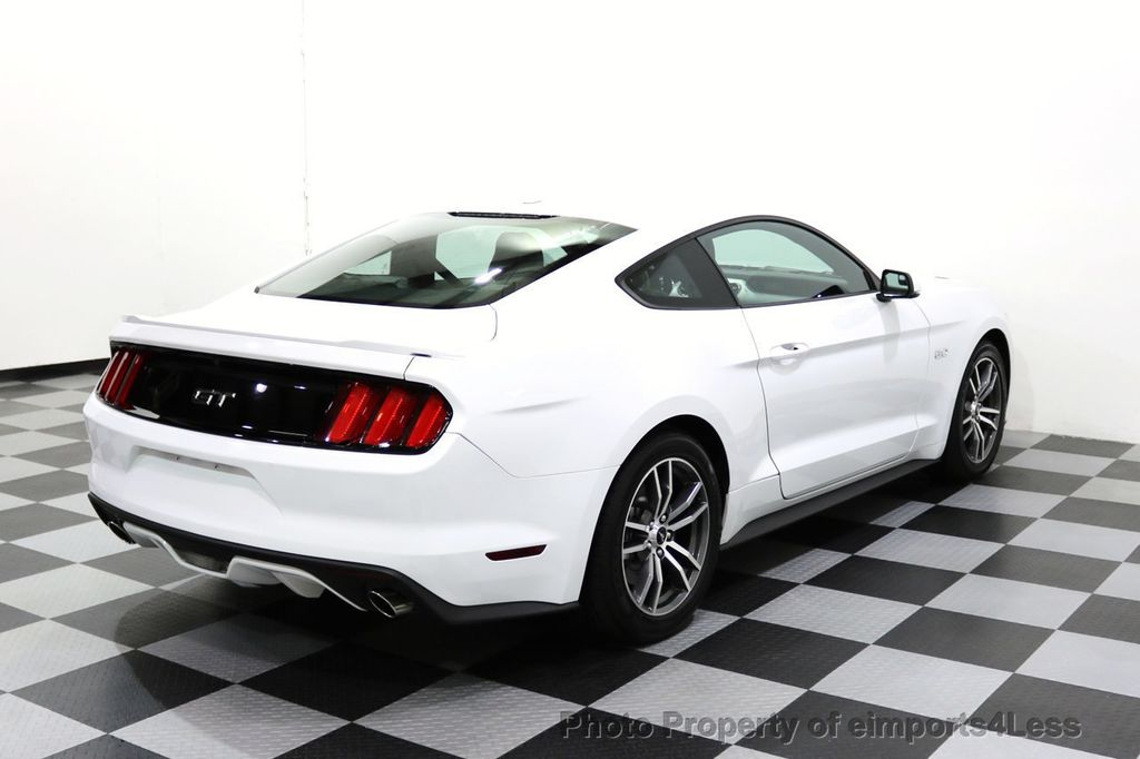 2016 Ford Mustang CERTIFIED MUSTANG GT V8 PREMIUM  - 17736544 - 3