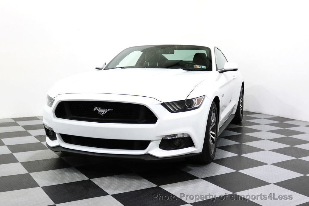 2016 Ford Mustang CERTIFIED MUSTANG GT V8 PREMIUM  - 17736544 - 43