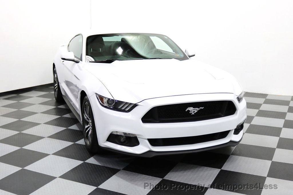 2016 Ford Mustang CERTIFIED MUSTANG GT V8 PREMIUM  - 17736544 - 44