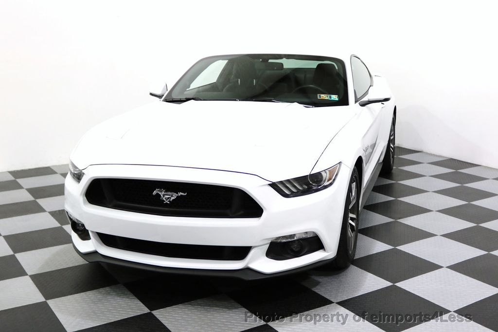 2016 Ford Mustang CERTIFIED MUSTANG GT V8 PREMIUM  - 17736544 - 52