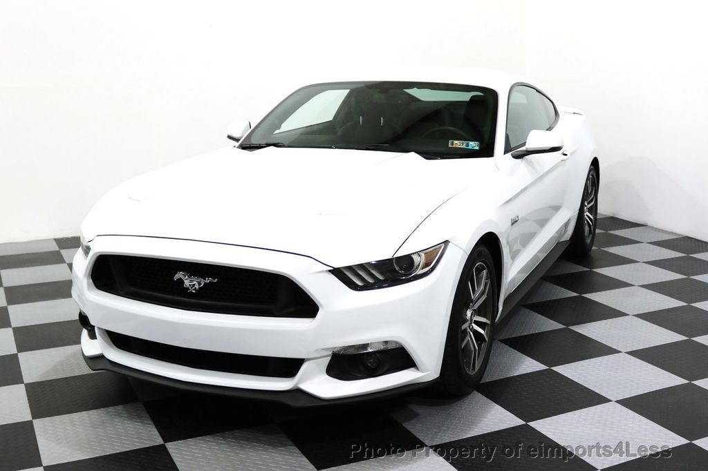 2016 Ford Mustang CERTIFIED MUSTANG GT V8 PREMIUM  - 17736544 - 53