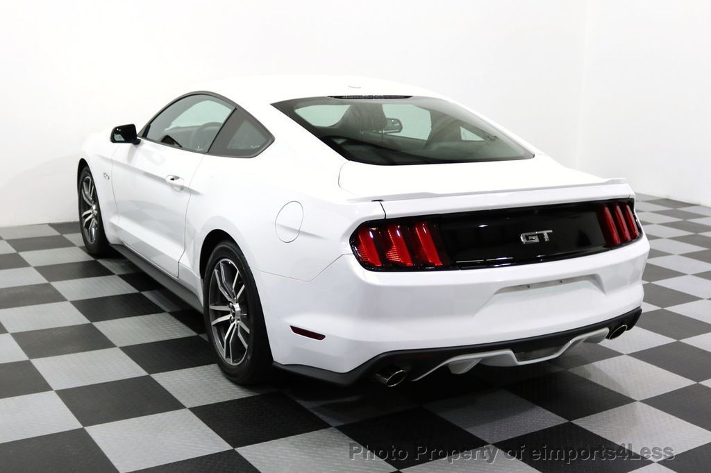 2016 Ford Mustang CERTIFIED MUSTANG GT V8 PREMIUM  - 17736544 - 54