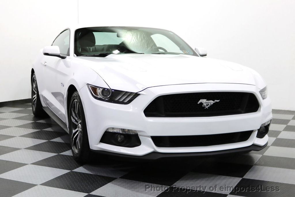 2016 Ford Mustang CERTIFIED MUSTANG GT V8 PREMIUM  - 17736544 - 56