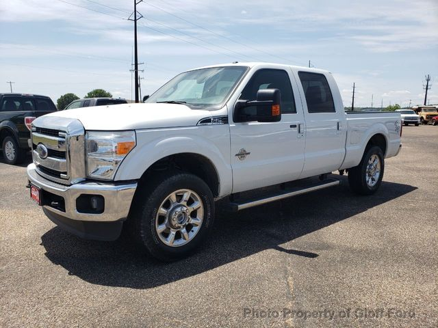 2016 Ford F250 >> 2016 Used Ford Super Duty F 250 Srw 4wd Crew Cab 156 Lariat At Gloff Ford Serving Clifton Tx Iid 17959269