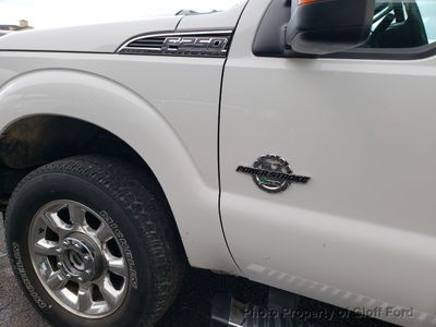 "2016 Ford Super Duty F-250 SRW 4WD Crew Cab 156"" Lariat - Click to see full-size photo viewer"