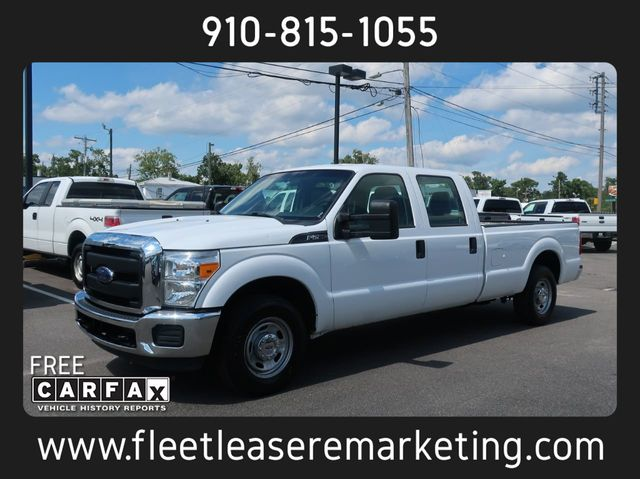 2016 Ford F250 >> 2016 Used Ford Super Duty F 250 Srw Crew Cab 2wd Long Bed At Fleet Lease Remarketing Serving Wilmington Nc Iid 19034934