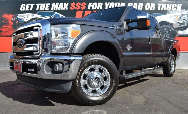 2016 Ford F250 >> 2016 Used Ford Super Duty F 250 Srw Ford F250 Suoer Duty Crew Cab Xlt 4x4 Turbo Diesel At Jim S Auto Sales Serving Harbor City Ca Iid 19443750