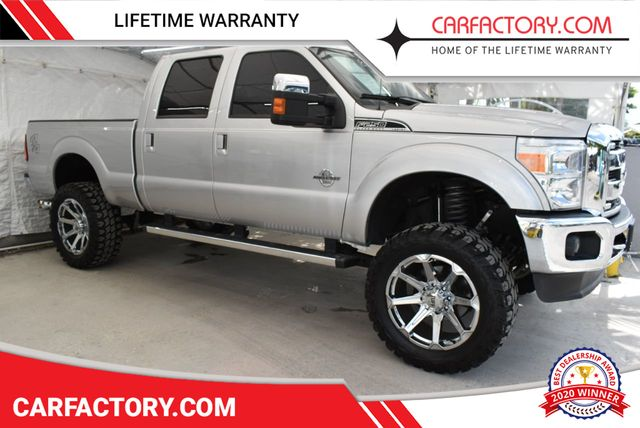 2016 Ford Super Duty F 250 Srw Lariat 4x4 5 Rough Country Lift Kit
