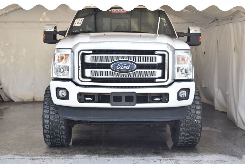 """2016 Ford Super Duty F-250 SRW Plat Edition 4X4 Turbo Diesel 5"""" Rough Country Lift Kit - 18171092 - 2"""