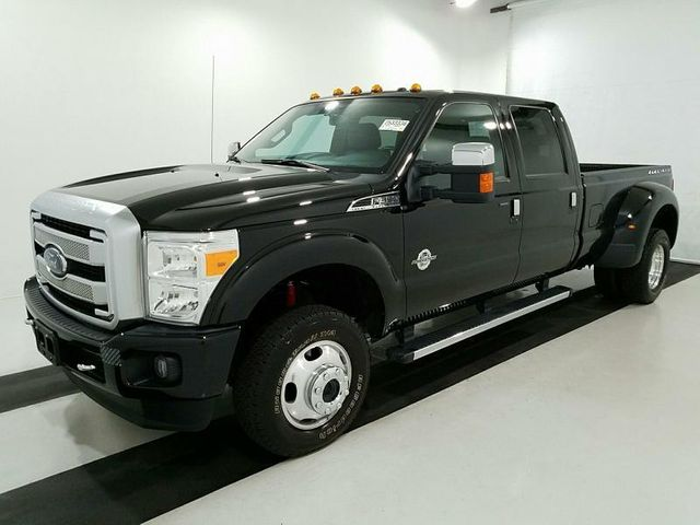 2016 Ford Super Duty F-350 DRW SUPER DUTY