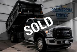 2016 Ford Super Duty F-350 DRW Cab-Chassis - 1FDRF3HT4GED31856
