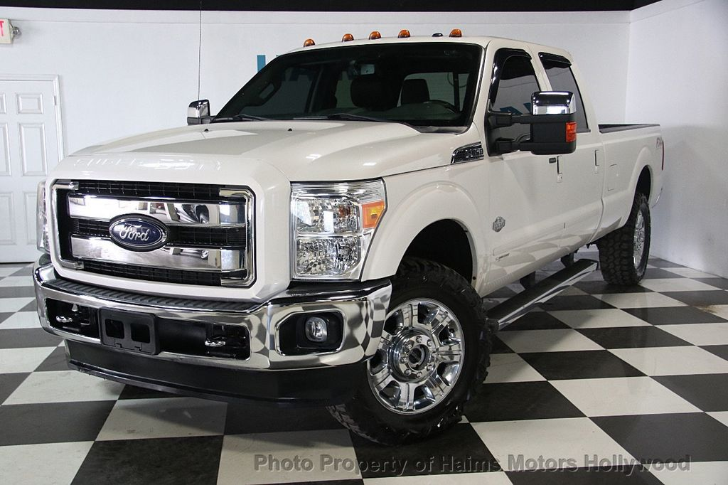 2016 Ford Super Duty F-350 SRW  - 17241634 - 1