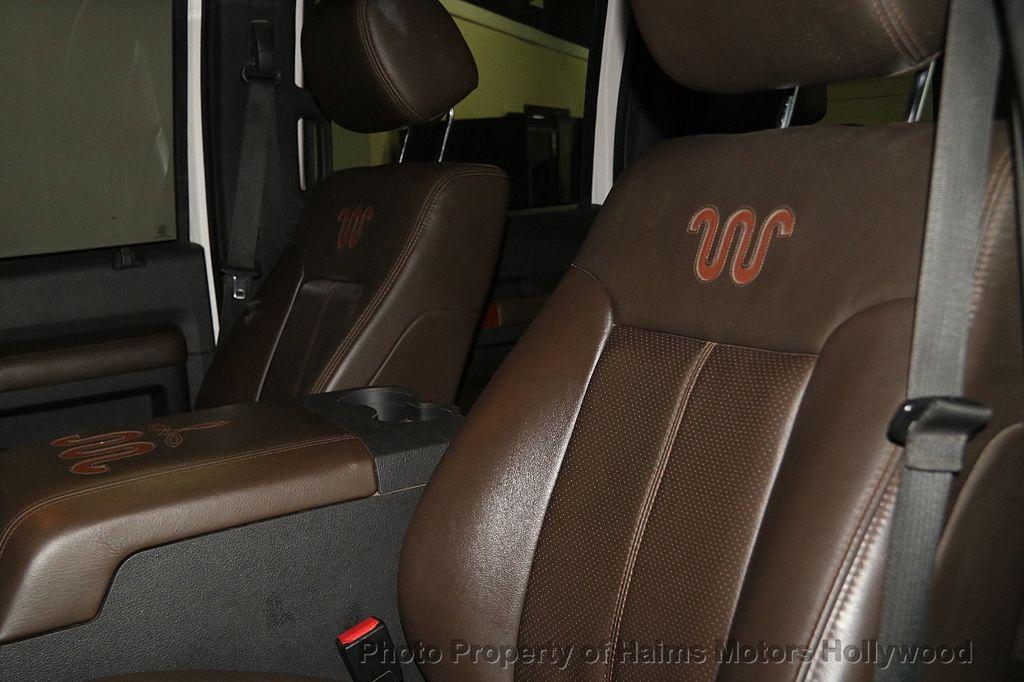 2016 Ford Super Duty F-350 SRW  - 17241634 - 23