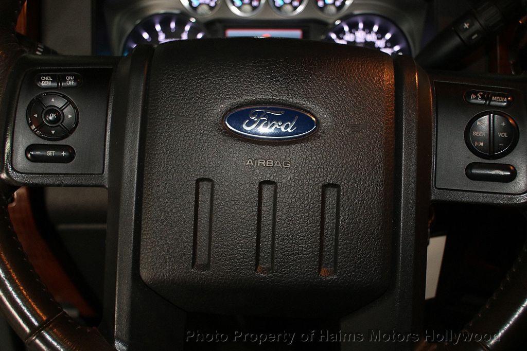 2016 Ford Super Duty F-350 SRW  - 17241634 - 31