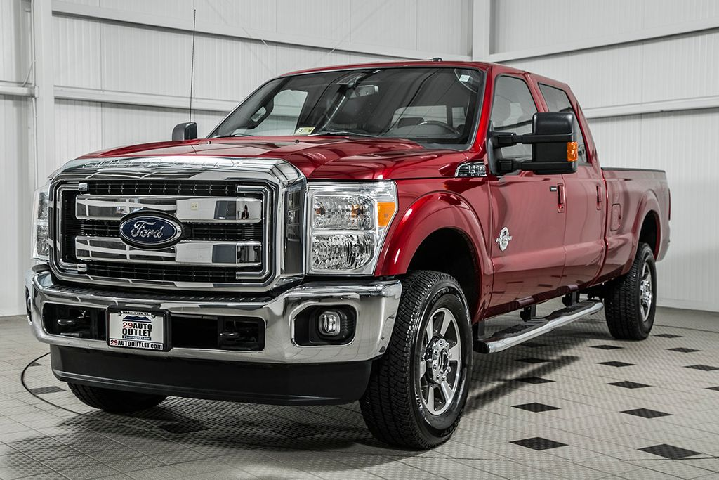 2016 Ford Super Duty >> 2016 Used Ford Super Duty F 350 Srw 4wd Crew Cab 172 Lariat At
