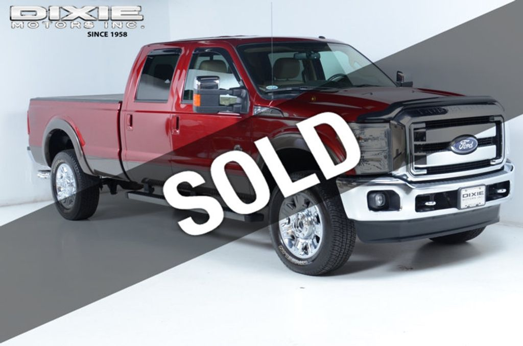 2016 Ford Super Duty F-350 SRW F350 SRW LONG BED LARIAT-DIESEL-NAV-ROOF-20S-COOLED-NEW MICHELIN - 16831362 - 0