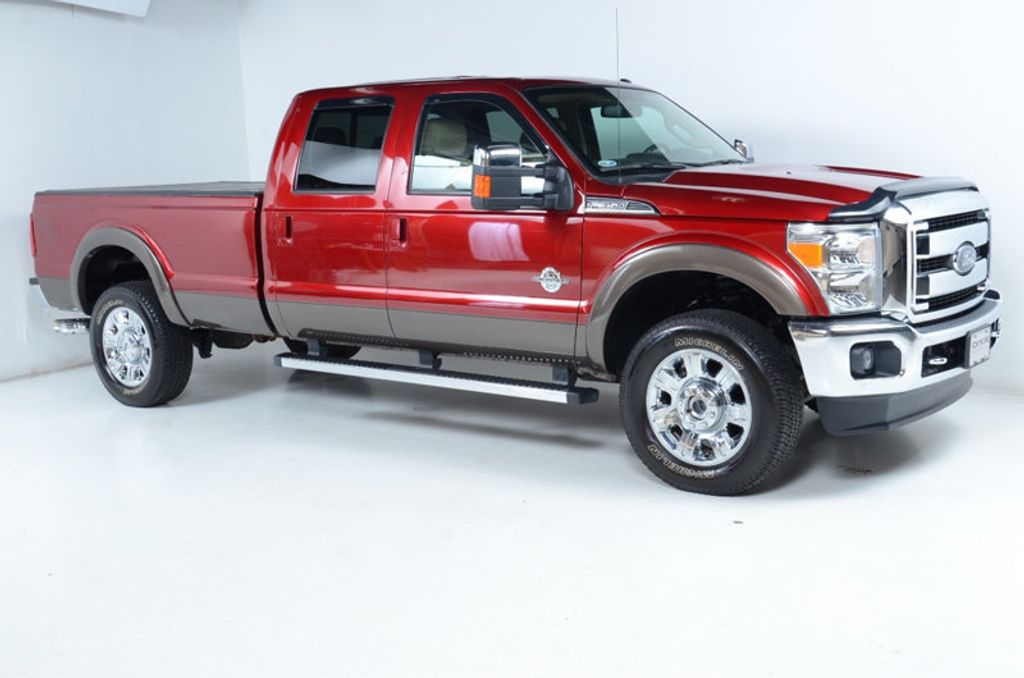 2016 Ford Super Duty F-350 SRW F350 SRW LONG BED LARIAT-DIESEL-NAV-ROOF-20S-COOLED-NEW MICHELIN - 16831362 - 6