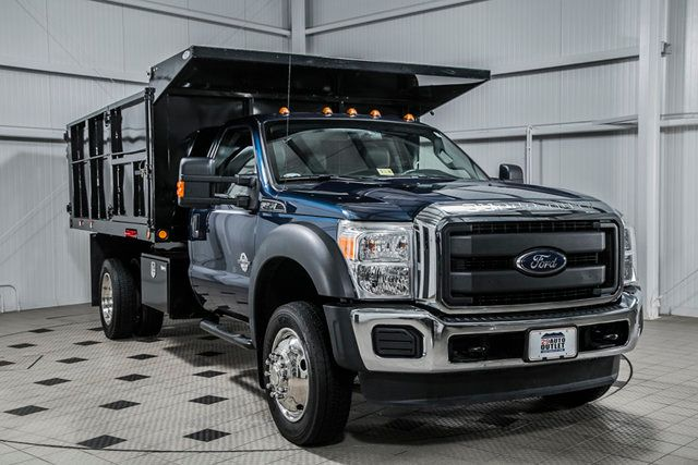 4X4 Trucks For Sale In Va >> 2016 Used Ford Super Duty F-450 DRW Cab-Chassis F450 4X4 ...