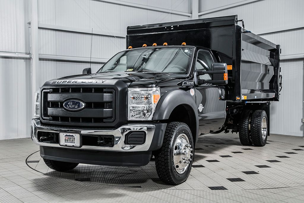 2016 Used Ford Super Duty F