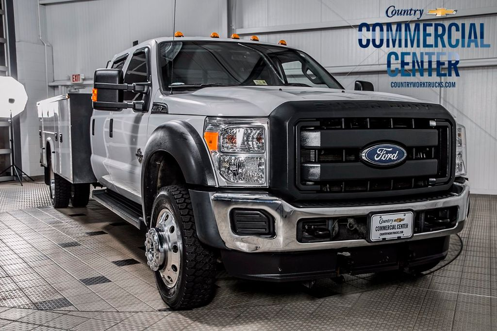 2016 Ford Super Duty >> 2016 Used Ford Super Duty F 550 Drw F550 Crew 4x4 6 7 Powerstroke 11 Knapheide Service Body At Country Commercial Center Serving Warrenton Va
