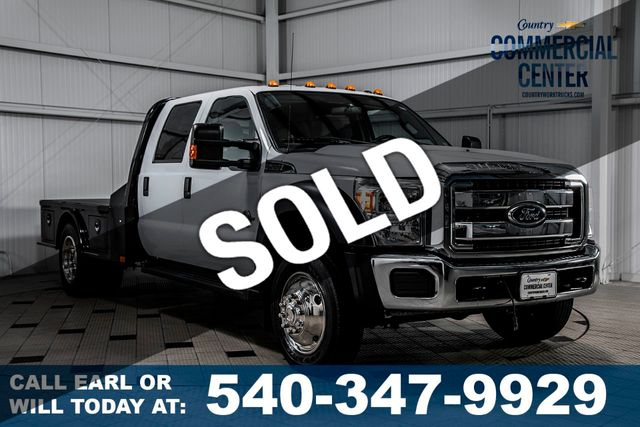 6.7 Powerstroke For Sale >> 2016 Ford Super Duty F 550 Drw F550 Crew 4x4 Xlt 6 7 Powerstroke New Cm Flatbed W Boxes Truck Crew Cab Long Bed For Sale Warrenton Va 53 499