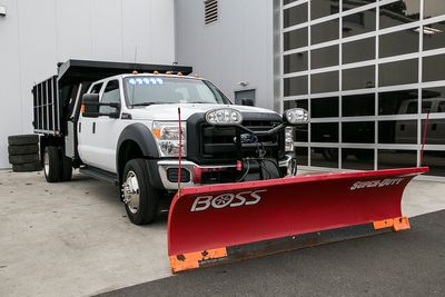 2016 Ford Super Duty F-550 DRW