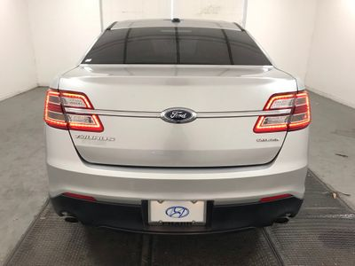 2016 Ford Taurus 4dr Sedan SE FWD - Click to see full-size photo viewer