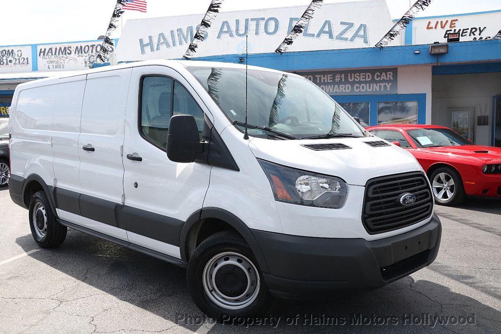2016 Ford Transit Cargo Van 16179587 2