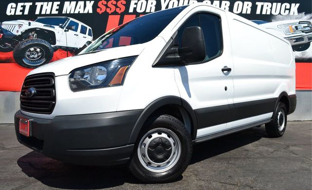 2016 Used Ford Transit Cargo Van Ford Transit 150 Cargo Low Roof Backup  Camera at Jim's Auto Sales Serving Harbor City, CA, IID 19227729