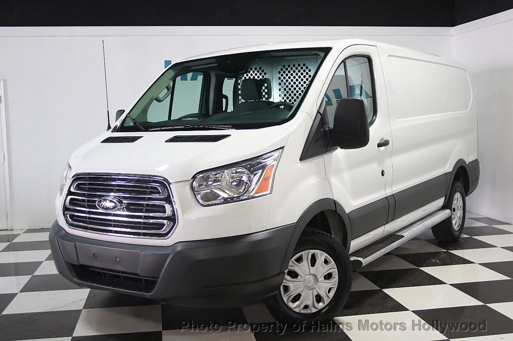 "Ford Dealer Miami >> 2016 Used Ford Transit Cargo Van T-250 130"" Low Rf 9000"