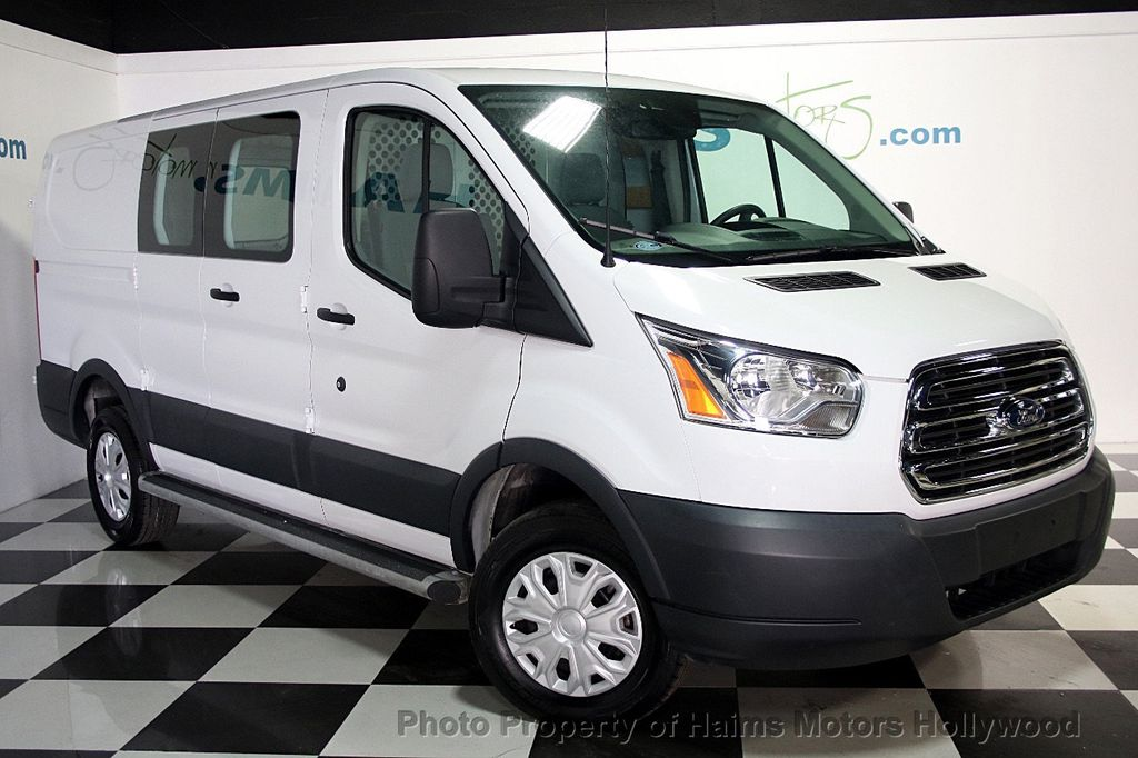 "2016 Used Ford Transit Cargo Van T-250 130"" Low Rf 9000 ..."