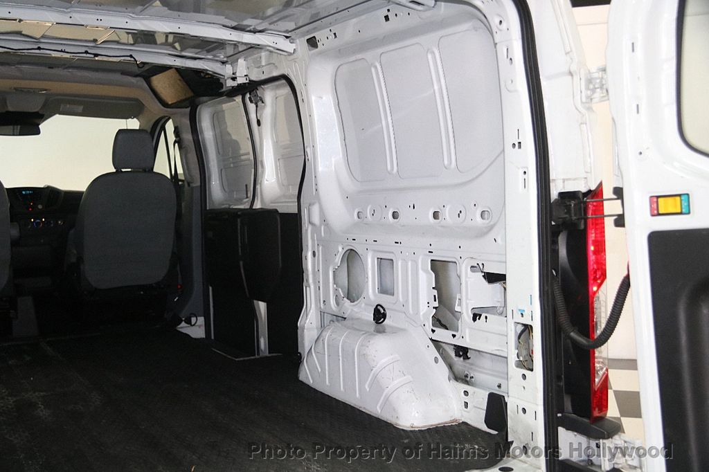 "2016 Ford Transit Cargo Van T-250 130"" Low Rf 9000 GVWR Swing-Out RH Dr - 17351692 - 10"