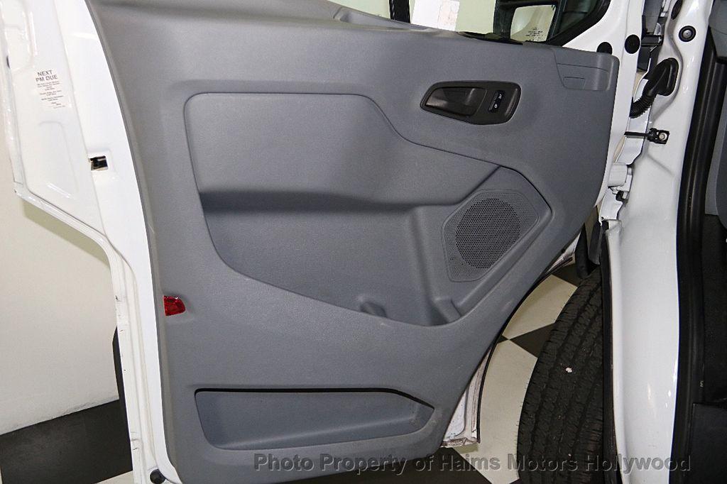 "2016 Ford Transit Cargo Van T-250 130"" Low Rf 9000 GVWR Swing-Out RH Dr - 17351692 - 12"