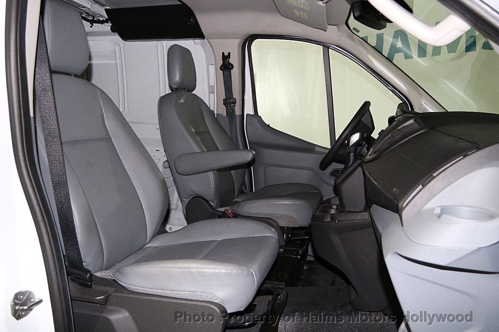 "2016 Ford Transit Cargo Van T-250 130"" Low Rf 9000 GVWR Swing-Out RH Dr - 17351692 - 14"