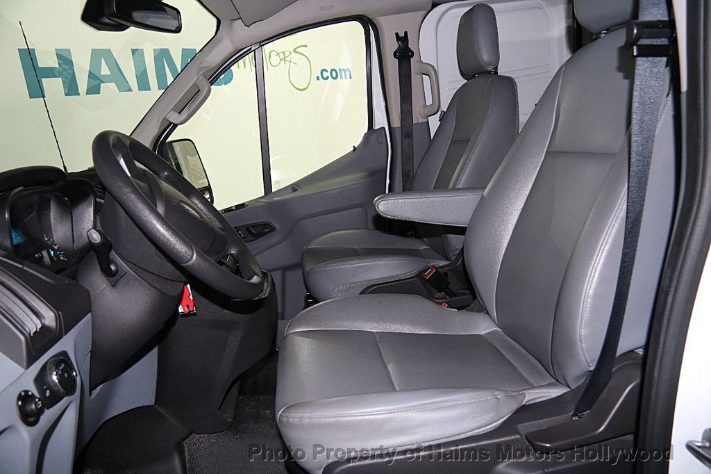 "2016 Ford Transit Cargo Van T-250 130"" Low Rf 9000 GVWR Swing-Out RH Dr - 17351692 - 15"
