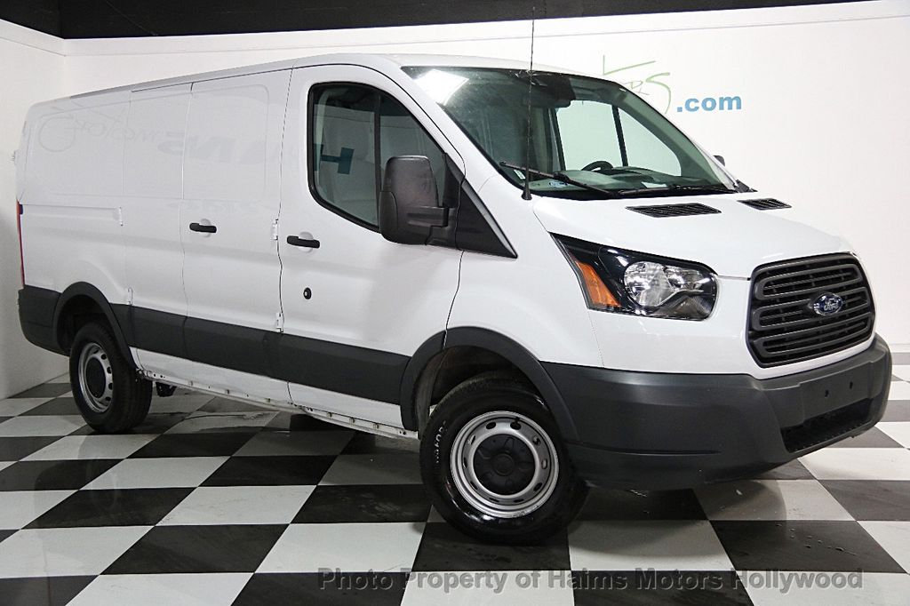 "2016 Ford Transit Cargo Van T-250 130"" Low Rf 9000 GVWR Swing-Out RH Dr - 17351692 - 3"