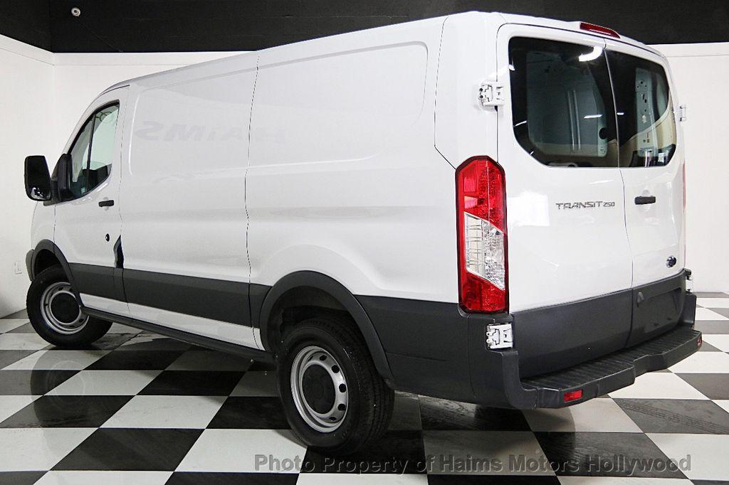 "2016 Ford Transit Cargo Van T-250 130"" Low Rf 9000 GVWR Swing-Out RH Dr - 17351692 - 4"