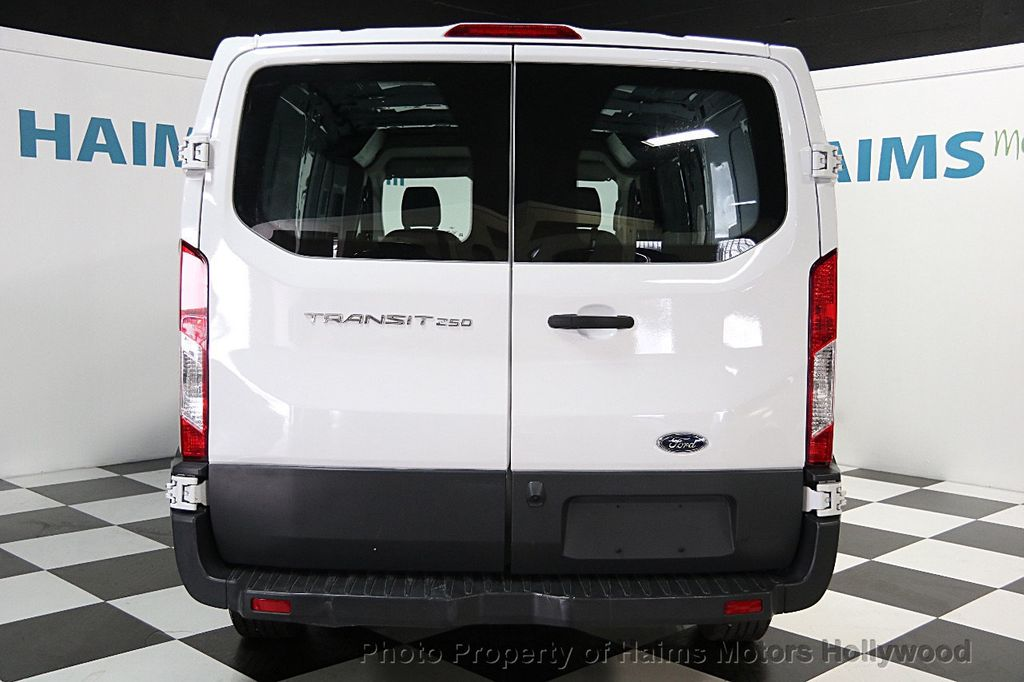 "2016 Ford Transit Cargo Van T-250 130"" Low Rf 9000 GVWR Swing-Out RH Dr - 17351692 - 5"