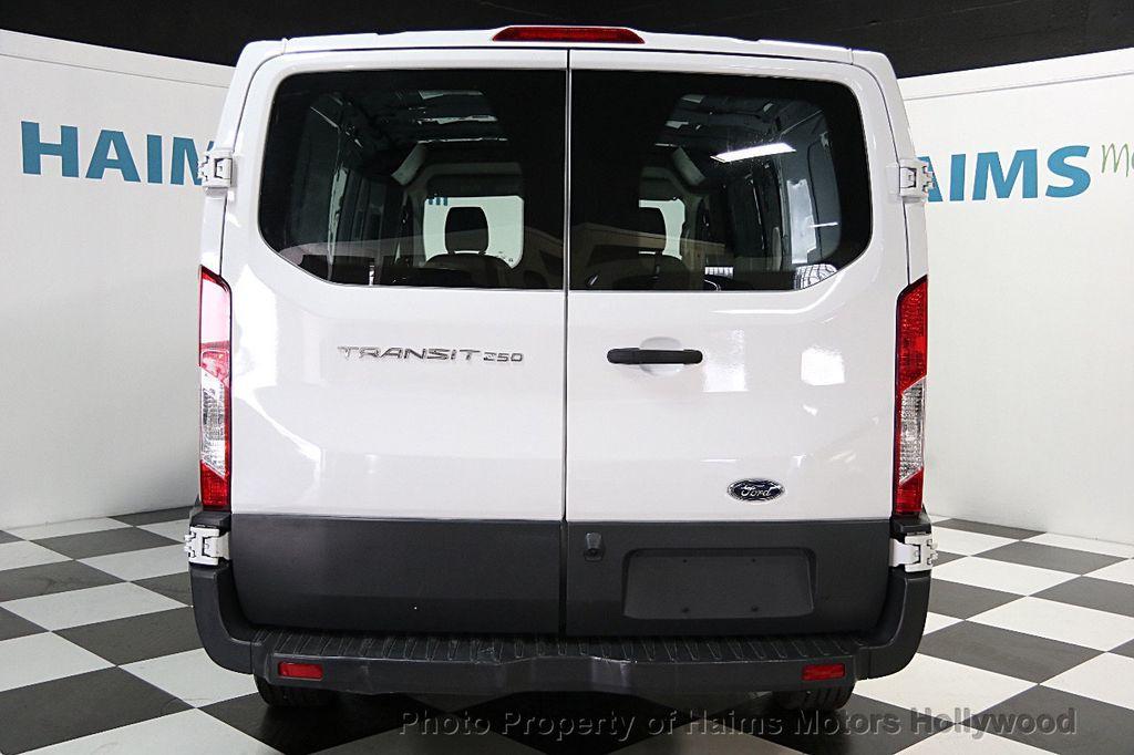 "2016 Ford Transit Cargo Van T-250 130"" Low Rf 9000 GVWR Swing-Out RH Dr - 17351692 - 5"