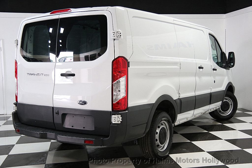 "2016 Ford Transit Cargo Van T-250 130"" Low Rf 9000 GVWR Swing-Out RH Dr - 17351692 - 6"