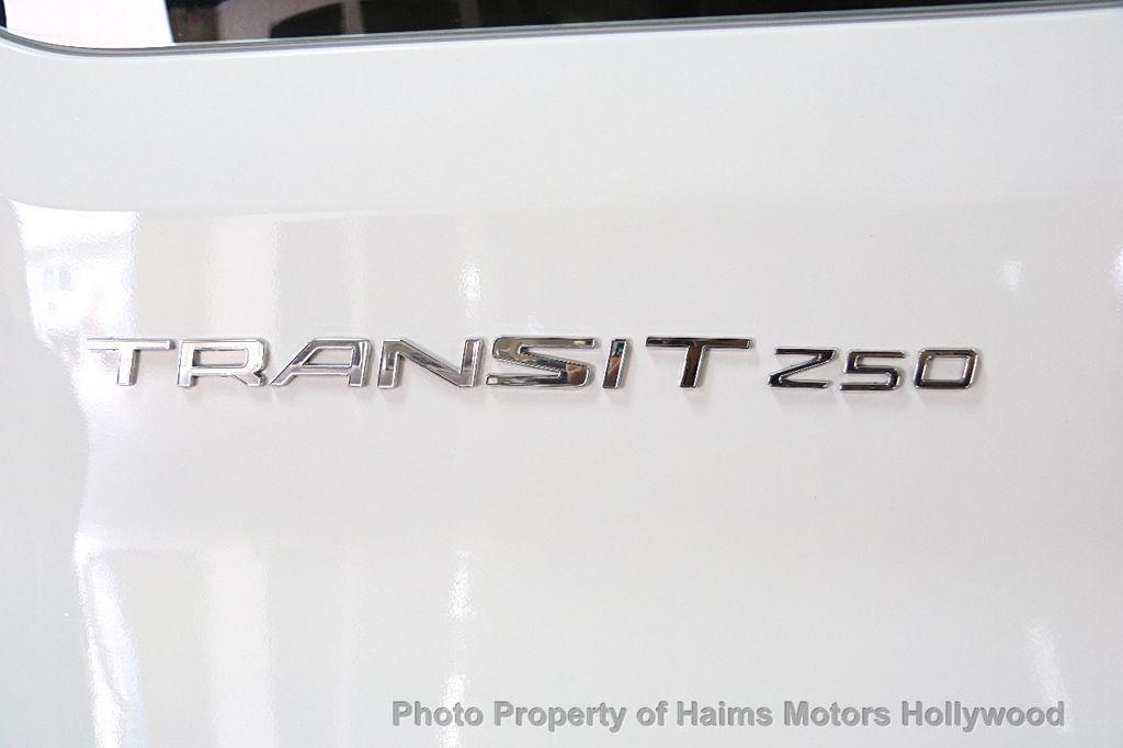 "2016 Ford Transit Cargo Van T-250 130"" Low Rf 9000 GVWR Swing-Out RH Dr - 17351692 - 7"